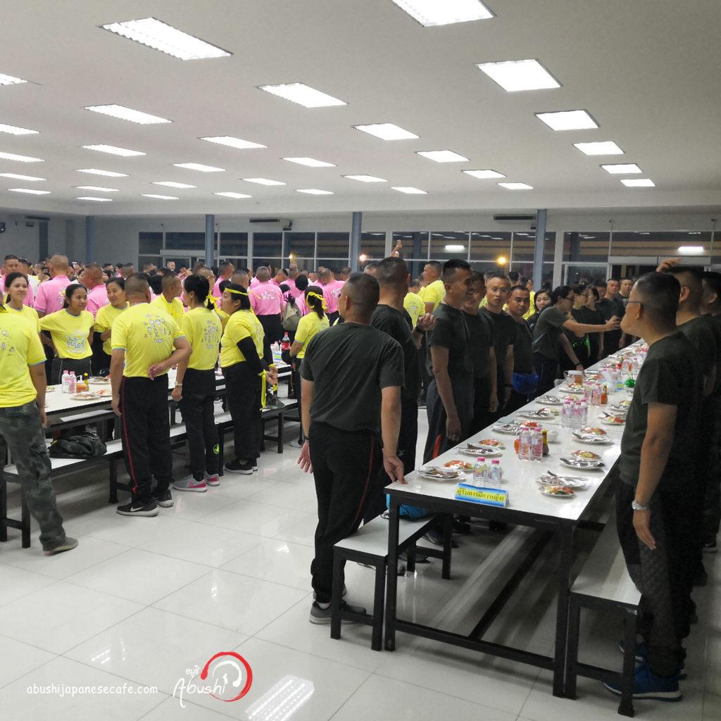 ทหารรักษาพระองค์ อาหาร ญี่ปุ่น นอกสถานที่ catering อาหาร ญี่ปุ่นซูชิ-07