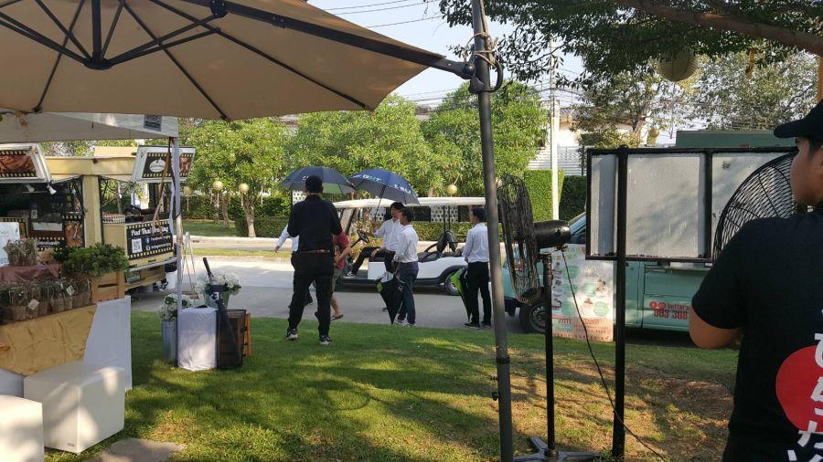 ซุ้มอาหารญี่ปุ่น ซู้มซูชิ งานเปิดตัวบ้านDelight ดอนเมือง – รังสิต และ Delight เมืองเอก - รังสิต