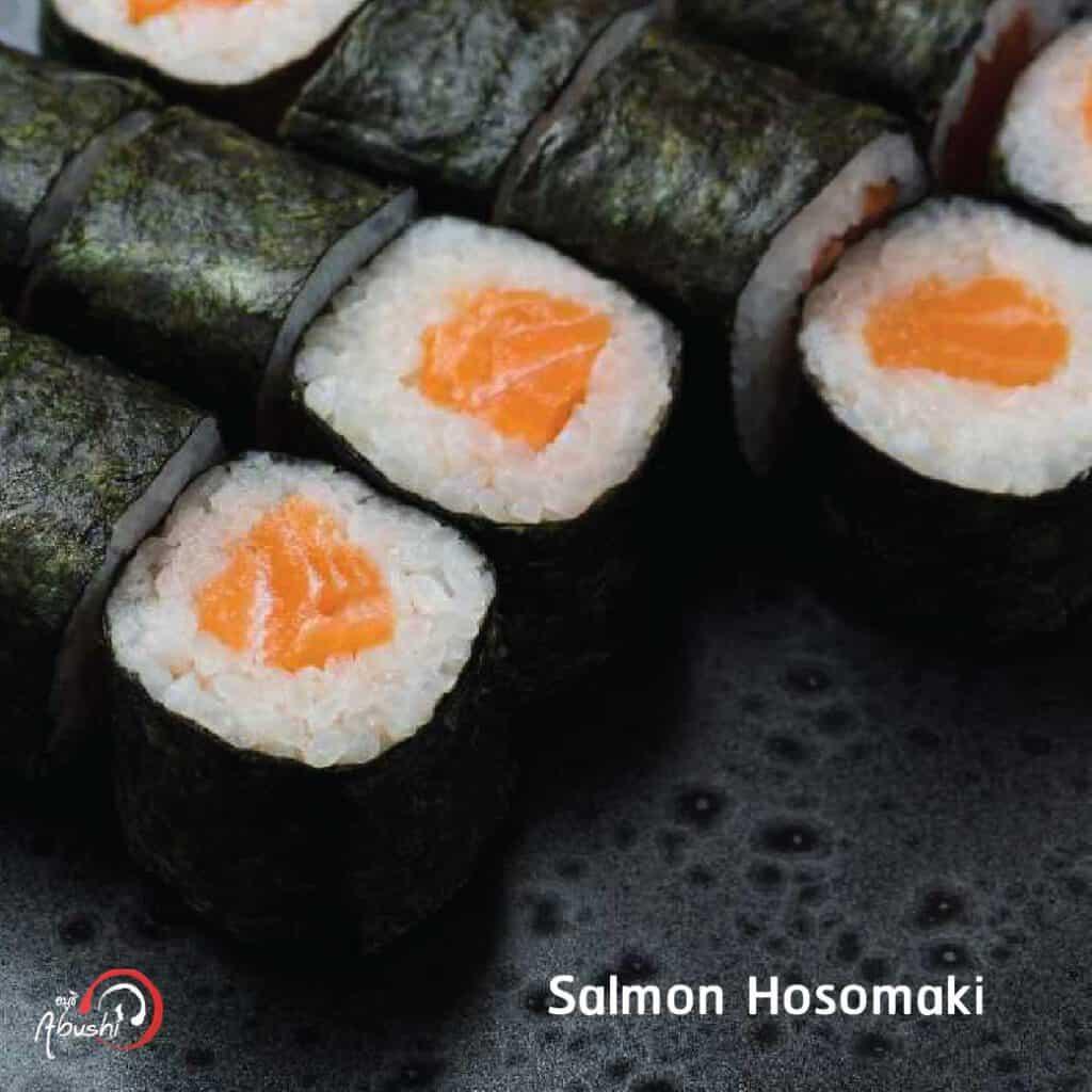 salmon menu-06 แซลมอนมากิ