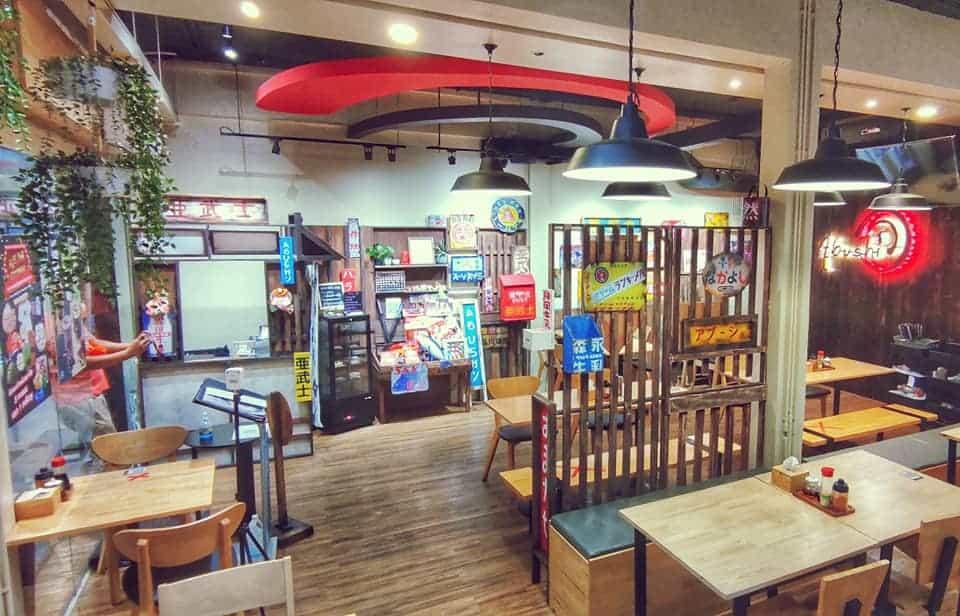 Abushi แต่งบรรยากาศสไตล์ญี่ปุ่น หมู่บ้านชาวประมง ตลาดปลา