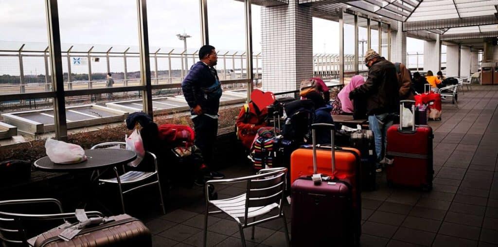 กระเป๋าลาก 4 ล้อ เหมาะสำหรับเดินทางไปญี่ปุ่น