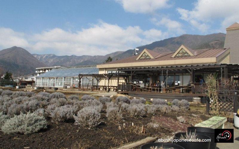 การเดินทางของ Abushi เที่ยวญี่ปุ่น คาเฟ่ คาวากุจิโกะ